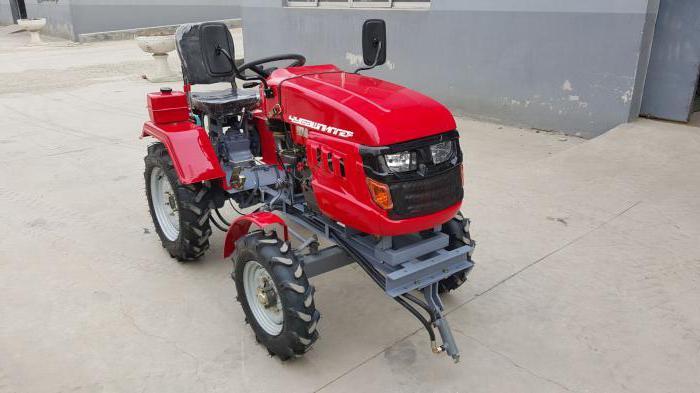 трактор чувашпиллер 120