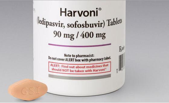 Зарегистрированные препараты от гепатита с в россии