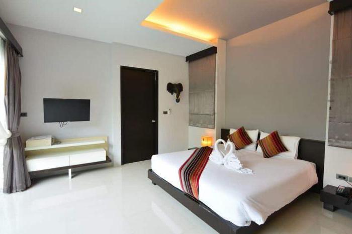 Chaweng Noi Pool Villa 4* (Таиланд, о. Самуи, Чавенг Бич): описание, сервис, отзывы