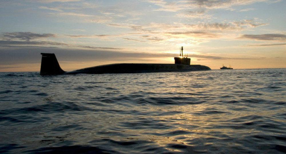 Атомная подводная лодка юрий долгорукий фото