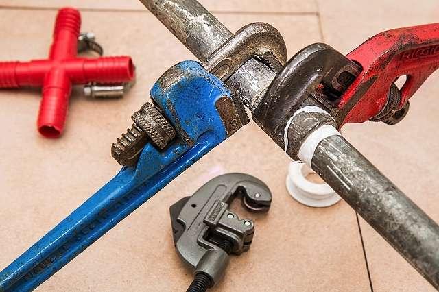 Инструменты для демонтажа смесителя