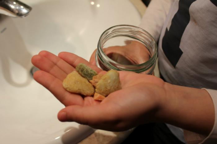 Как сделать мыло из обмылков своими руками