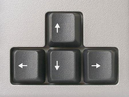 как выделить весь текст на клавиатуре