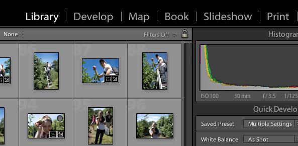 обработка фото в лайтрум