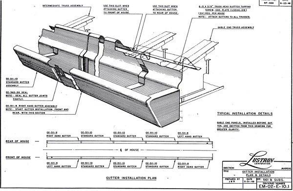 Как правильно монтировать металлочерепицу