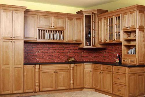 на какой высоте вешать кухонные шкафы от рабочей поверхности