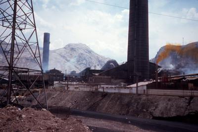 уральская металлургическая база географическое положение