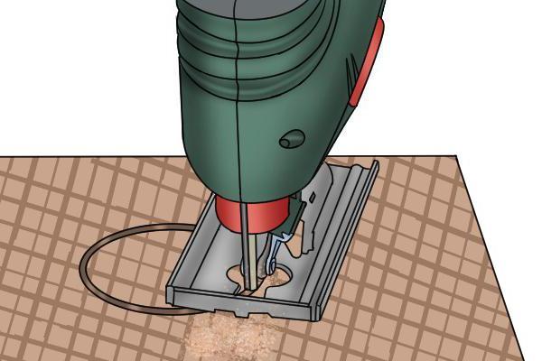 Ножницы для резки металлочерепицы