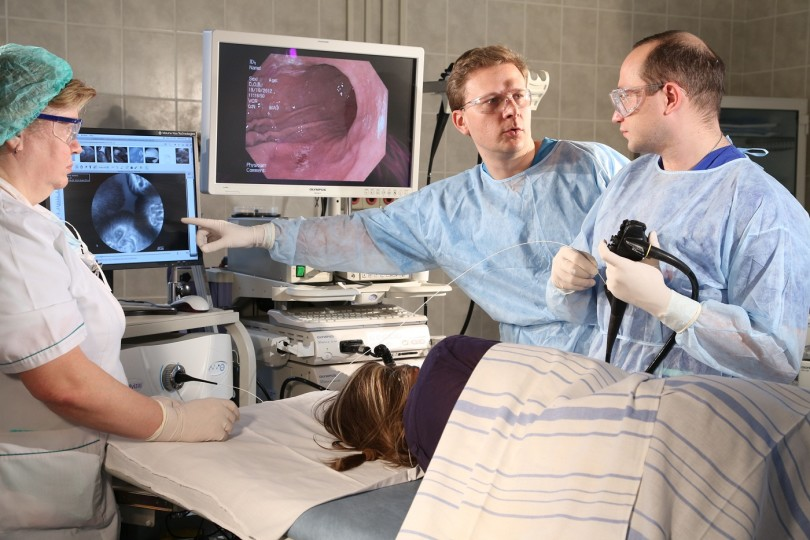 Чем можно заменить гастроскопию желудка