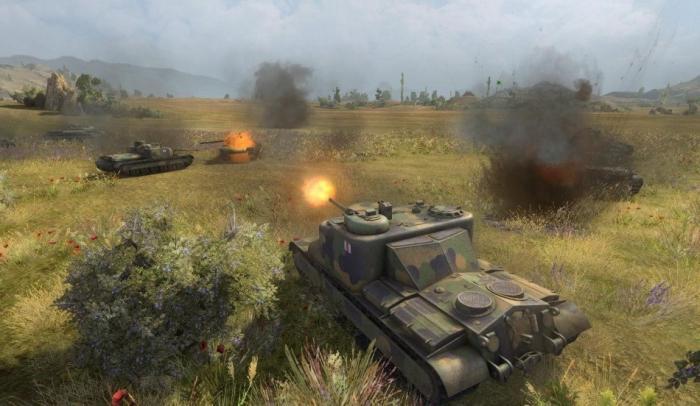 world of tanks не запускается игра: