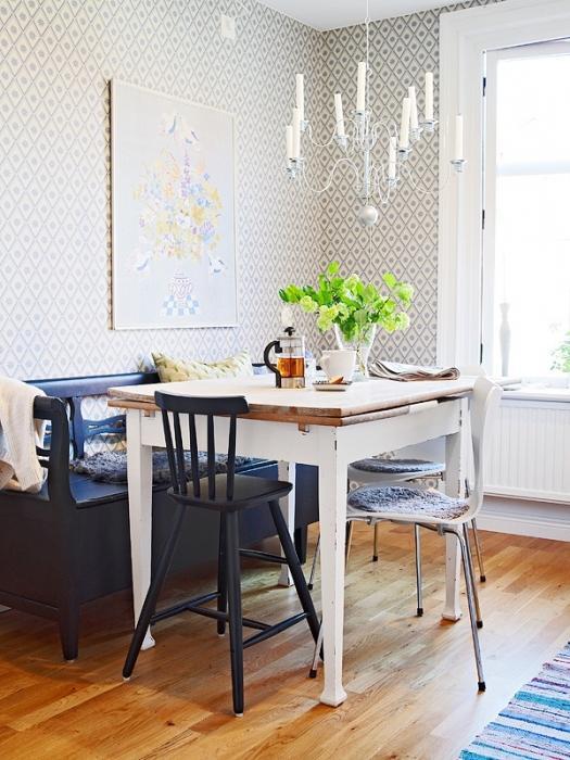обеденные столы для маленьких кухонь