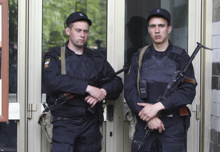 Какая она форма полиции нового образца?