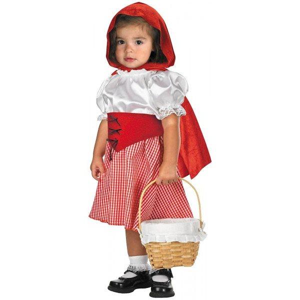 Как своими руками сшить костюм красной шапочки для девочки