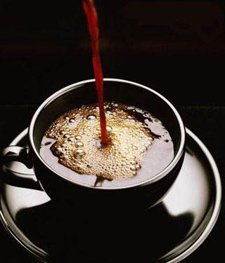 Кофе черный — только позитив!