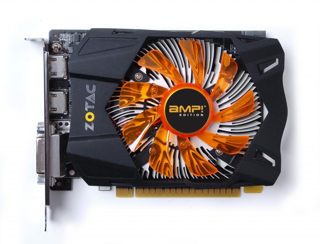 Zotac GTX 650 Ti Graphics Card