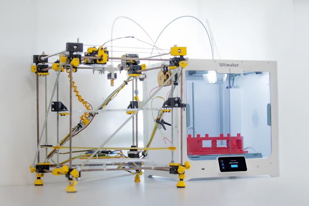 3D Printer RepRap