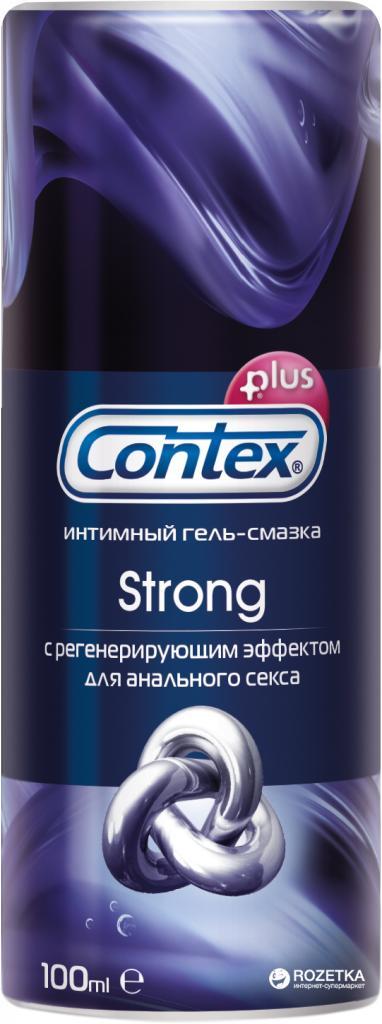 Гель-смазка Contex Strong: как использовать, отзывы
