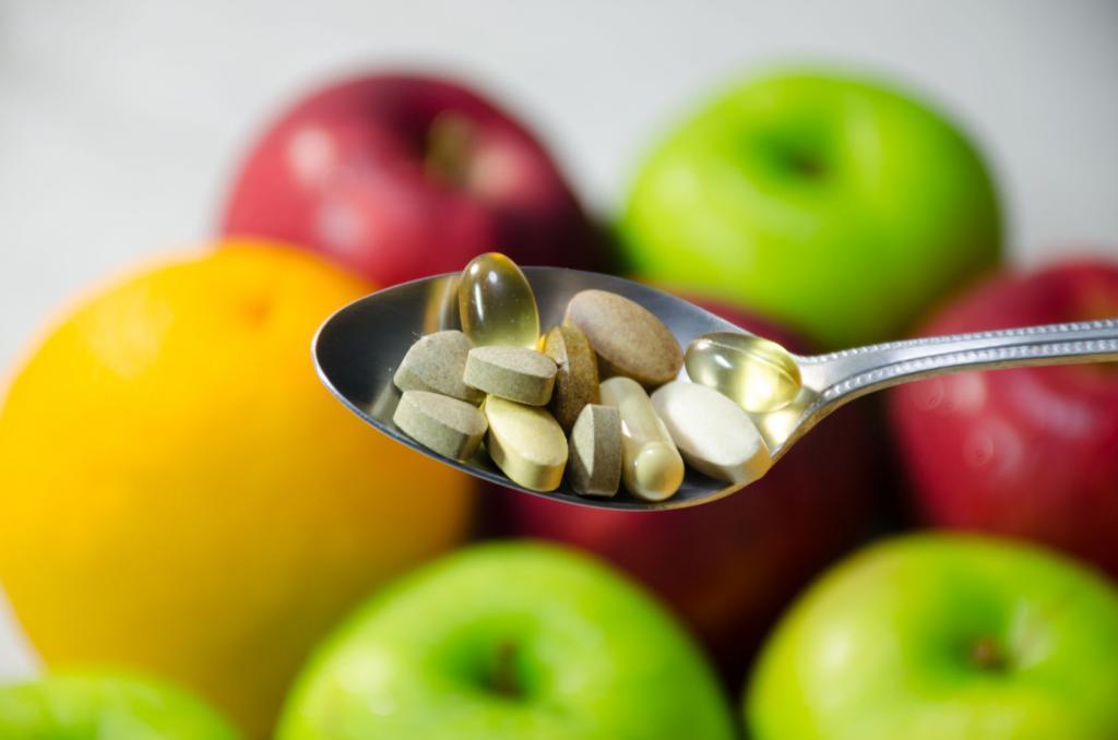 смесь витаминов