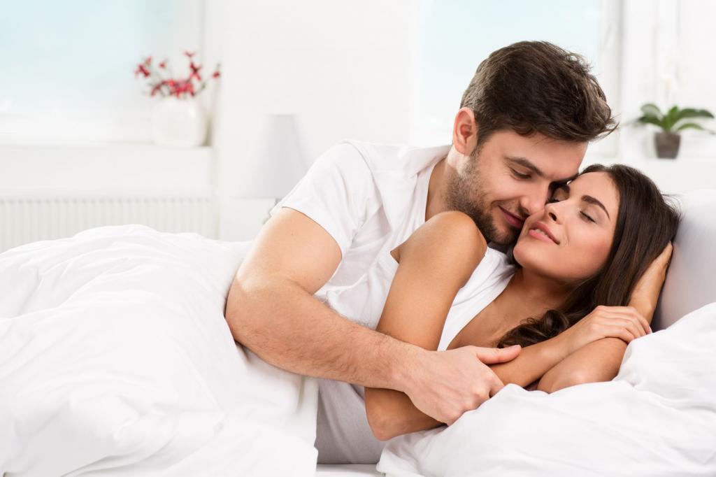Как вести себя после секса с мужчиной: полезные советы