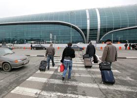 схема подъезда к аэропорту внуково