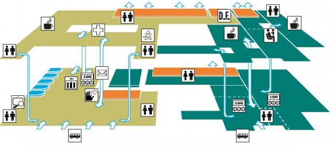 внуково схема аэропорта