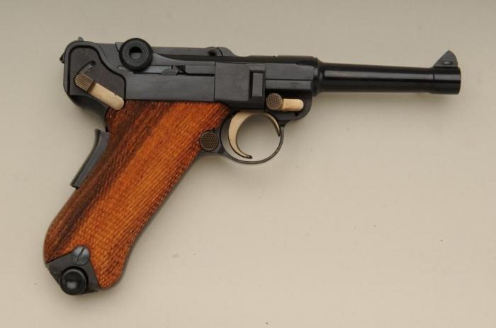 пистолет парабеллум цена