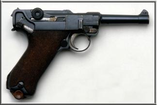 пистолет парабеллум фото