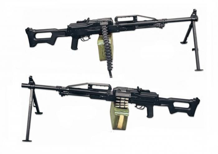 «Печенег» - пулемет, который