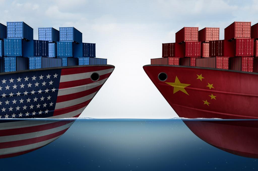 Asymmetry in trade