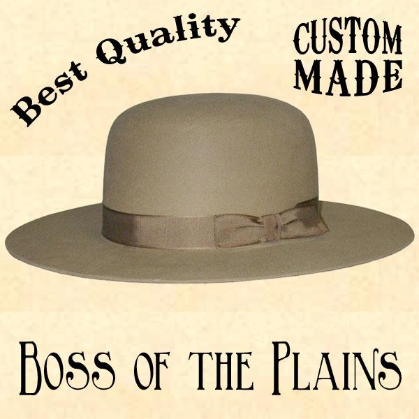 Plains Boss Hat Stetson