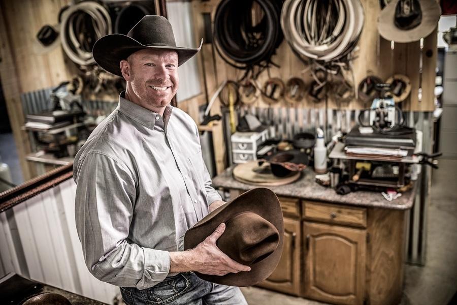 Stetson Hat Workshop