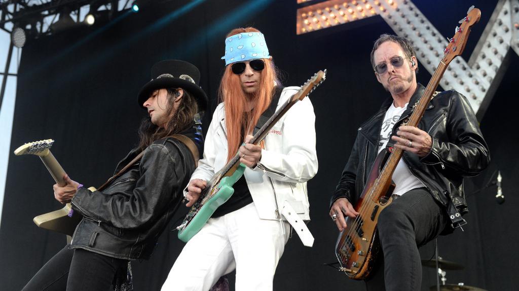 Дискография Guns N 'Roses: 1986-2014