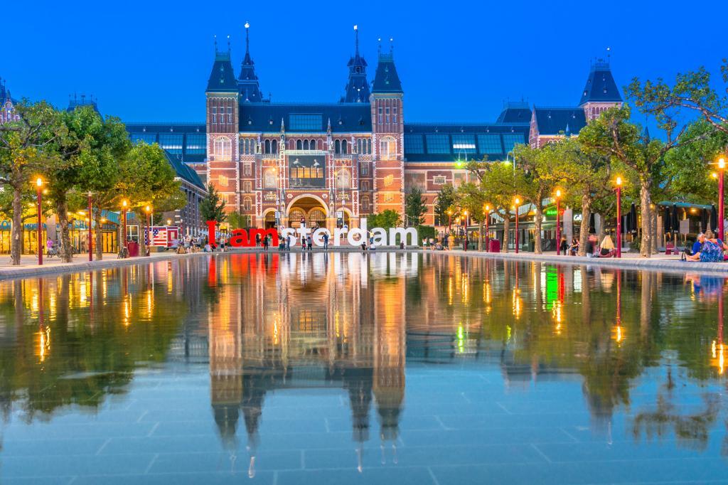 Как добраться из Амстердама до Брюгге