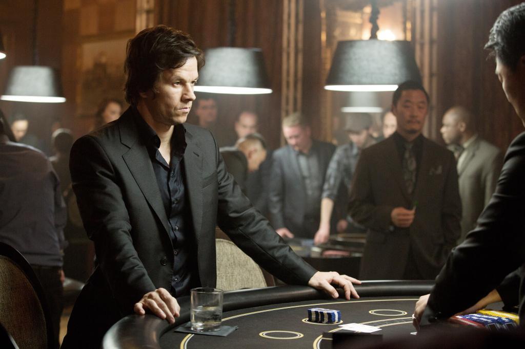 большая игра фильм про покер