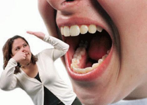пахнет изо рта от желудка что делать