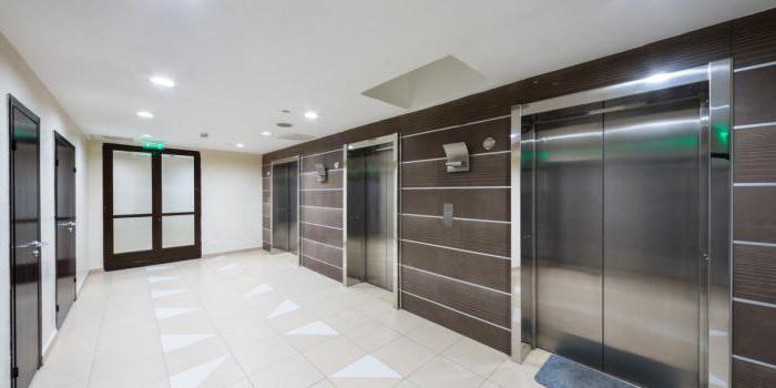 Притензия на лифтовую компанию