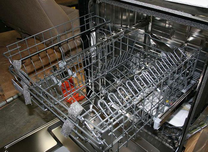 Посудомоечная машина: как работает, устройство