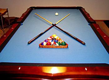 Правила игры в бильярд и его разновидности