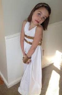 как сшить платье в греческом стиле