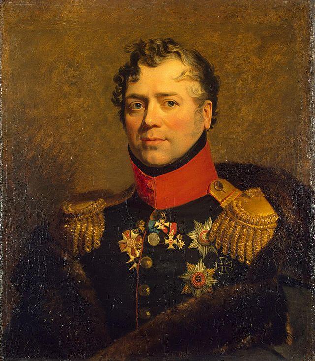Генерал-губернатор Москвы Дмитрий Голицын