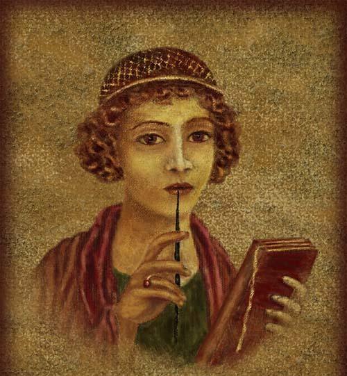 Chriya in Ancient Greece
