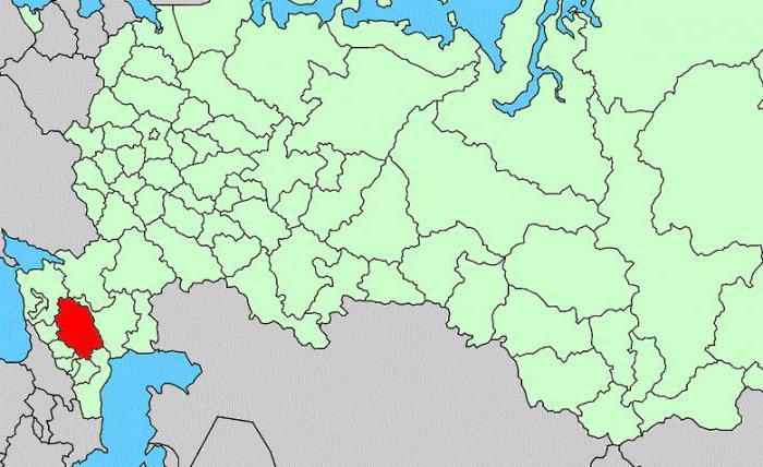 ставрополя население