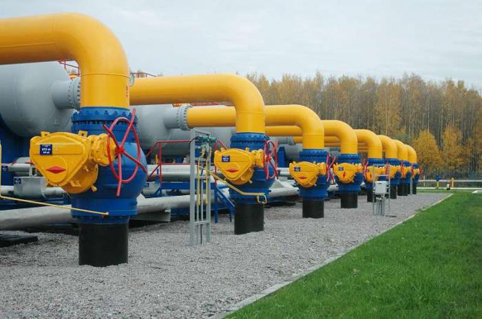 газопровод набукко схема