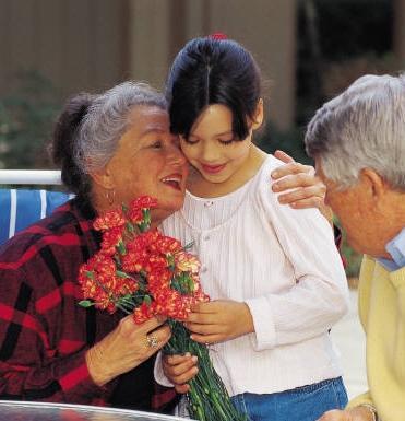 Сегодня день бабушки поздравление фото 383
