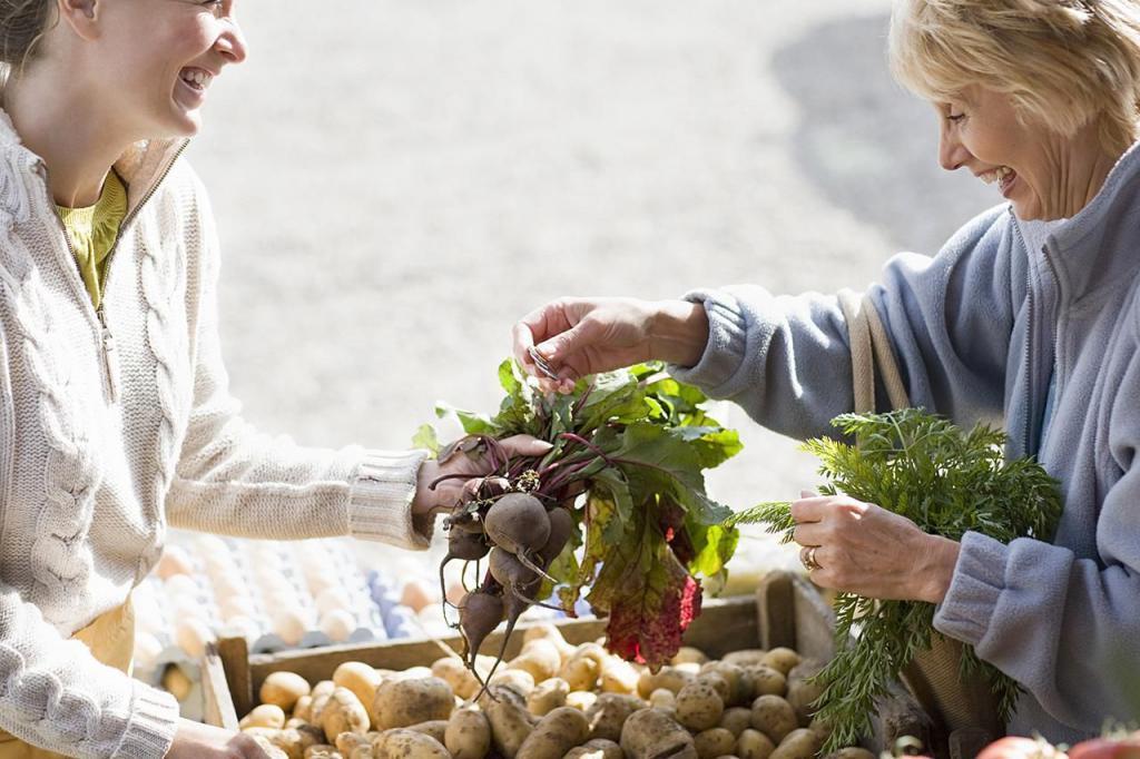 Идея для малого бизнеса: овощная лавка или магазин