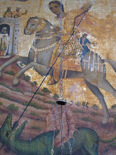 Икона Георгия Победоносца: история, что означает и в чем помогает