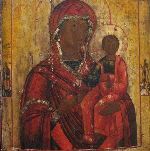 Іверська ікона Божої Матері фото і опис і значення