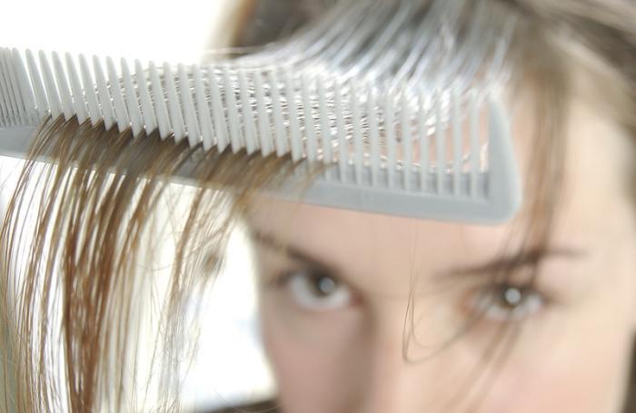 Маска для волос с маслом из виноградных косточек