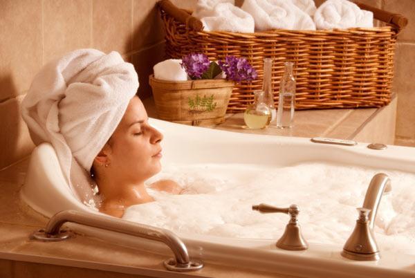 Как похудеть с помощью содовых ванн