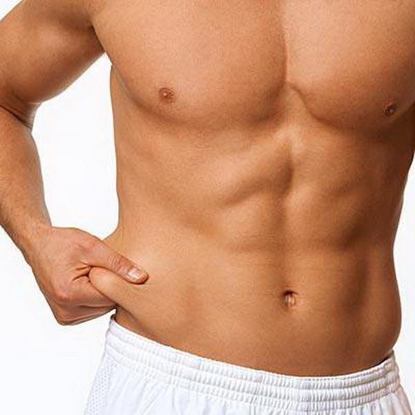 упражнения чтобы убрать жир с живота